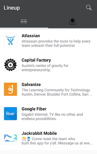 Student Startup Crawl screenshot