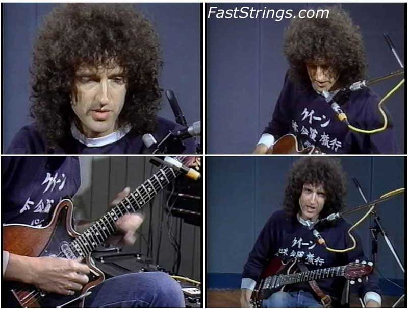 Brian May - Master Session