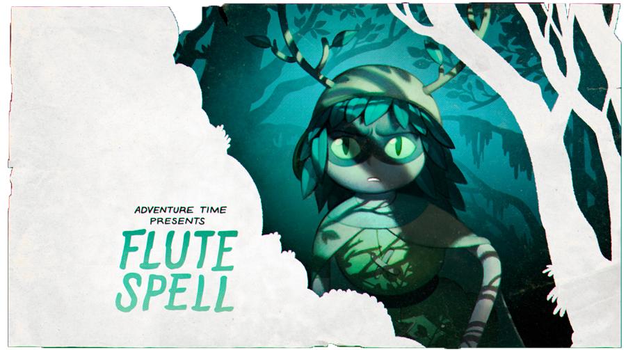 Hora de Aventura: Flute Spell