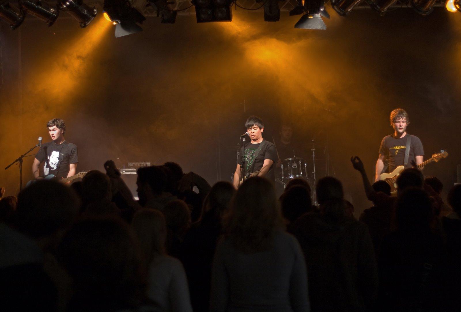 """""""Special guest"""" auf der ffn-Party in Osterholz-Scharmbeck."""