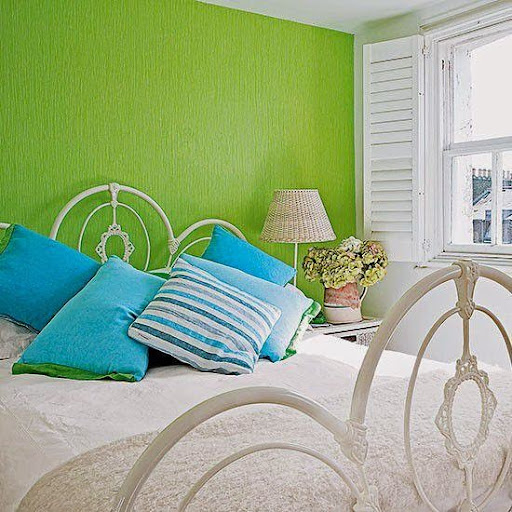 Những ý tưởng thiết kế phòng ngủ dành cho khách độc đáo-1