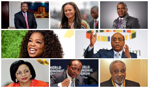 Meet The Only 10 Black Billionaires In The World