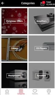 Echos Audio - Pre owned screenshot
