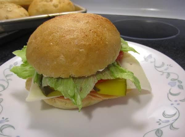Super Easy Sub Bread. Recipe