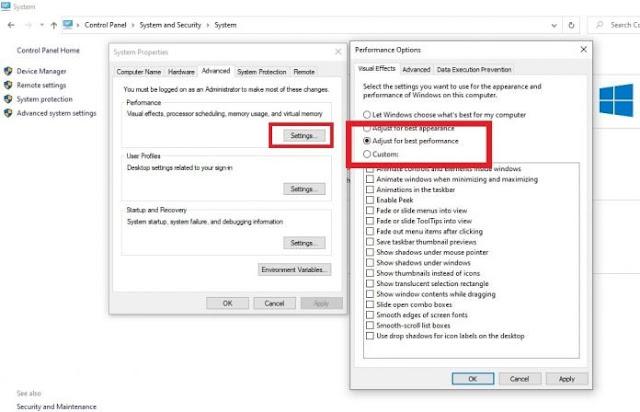 Gecikmeyi Düzeltmek ve FPS'yi Artırmak için Nox Player Ayarları
