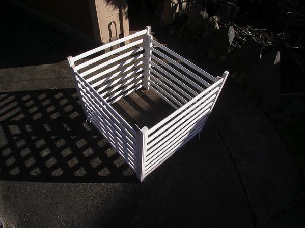 Crib compost