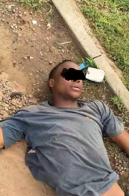 Panic AsYoung Technician Is Electrocuted At The Lagos House Of Assembly (Photos)
