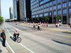 And riding alongside of them were my bike medics!