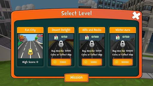 Road Racer World Trip  astuce 2