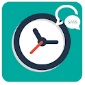 Schedule SMS - Quickly icon