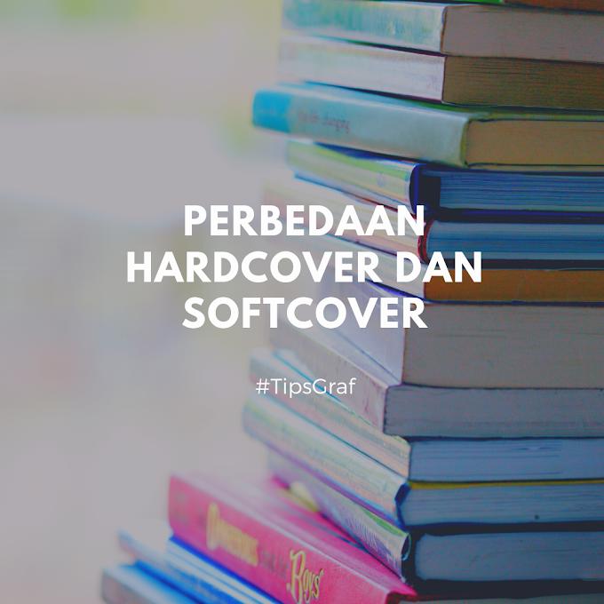 Perbedaan Softcover dan Hardcover dalam Percetakan