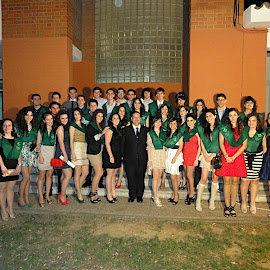 Graduación alumnos IES Vegas Bajas