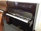 Bechstein model 10 upright piano
