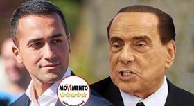 Luigi Di Maio e Silvio