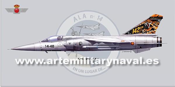 Mirage F-1 C.14