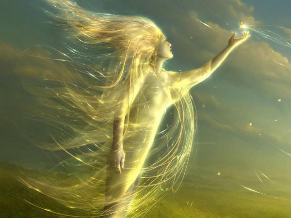 Look Of Sweet Sorceress, Magic And Spells 2