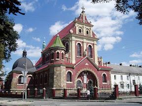 Львовская церковь святого Иосафата