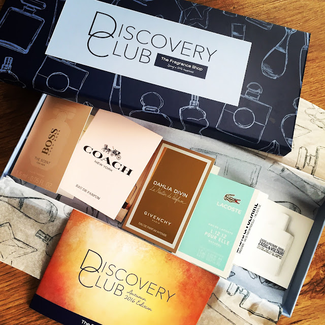 The Fragrance Shop, Discovery Club