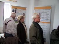 Výstava o historii a životě evangelického sboru v Přešticích.