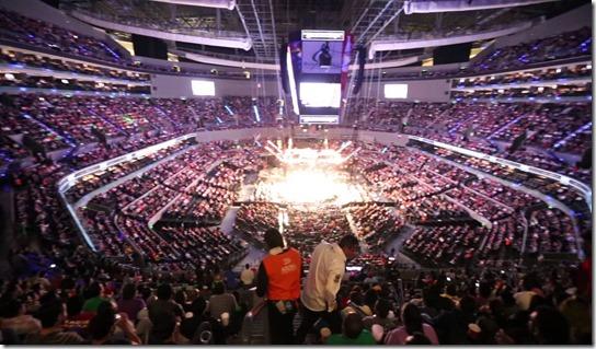 Arena Ciudad de Mexico cartelera de conciertos 2016 2017 2018 venta de boletos y espectaculos