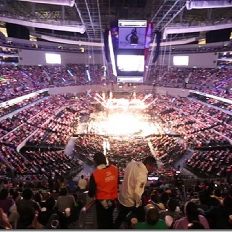 Conciertos en Arena Ciudad de Mexico 2016