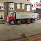 Another model from Davids's own model fleet, this time an AEC tipper