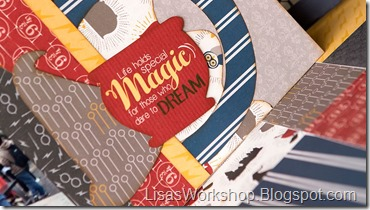 Kiwi Lane Touch of Magic - Perfect for Harry Potter pages!