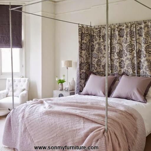 Những mẫu phòng ngủ thoáng mát cho mùa hè_nội thất phòng ngủ-5