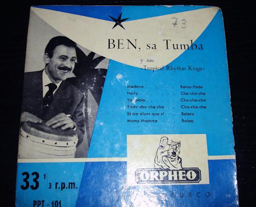 BEN, sa Tumba y sus Tropical rhythm