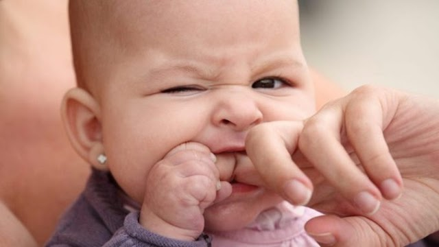 5 Sebab Anak Suka Menggigit