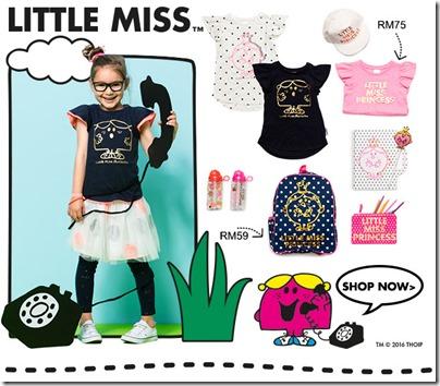 Mr Men Little Miss X Cotton On 2016 03