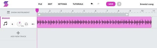 soundtrap-editor