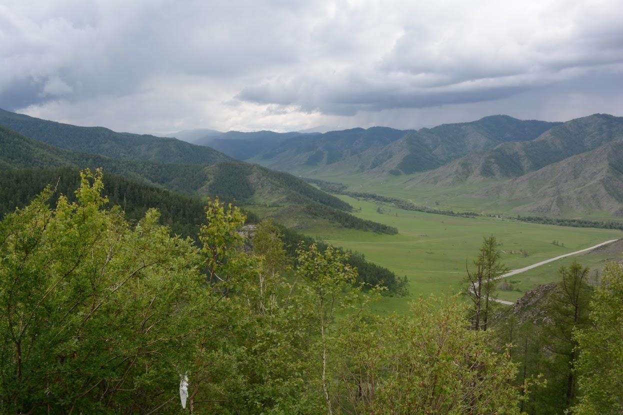 погода в горном алтае в июне 2016 время