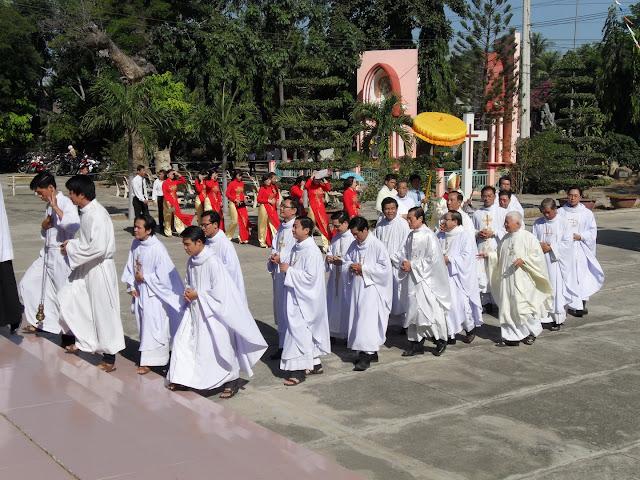 Hình ảnh Giáo xứ Cầu Bảo mừng Kim Khánh thành lập Giáo xứ
