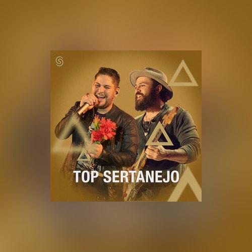 Top Sertanejo – Março (2018)