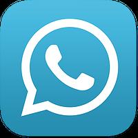 Blue WhatsApp Plus