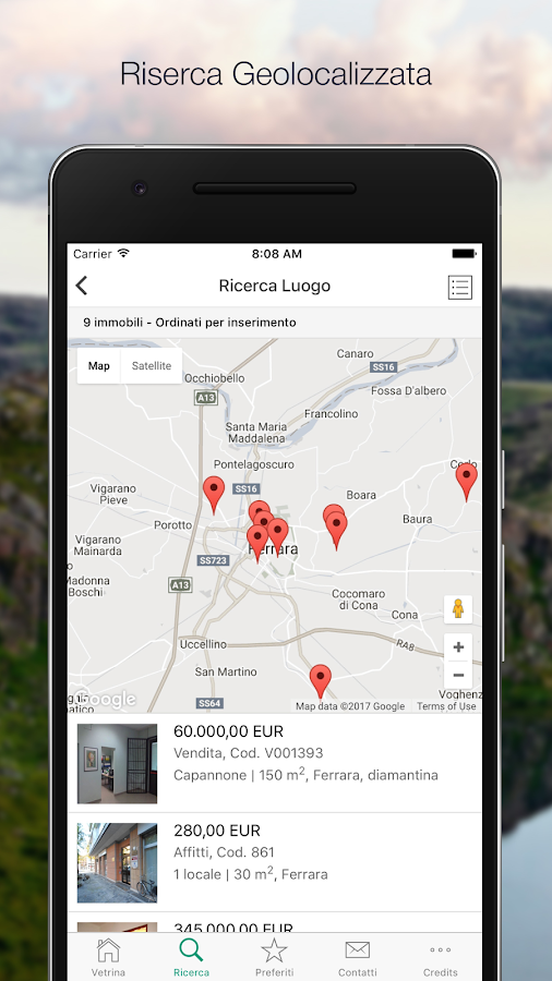 GiemmeImmobiliare- screenshot