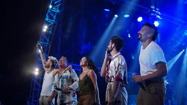 Los Montaner dedican concierto en Chavón a la memoria de Johnny Ventura