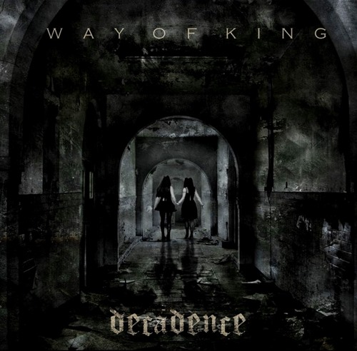 Way Of King - Decadence - Capa Completa frontal