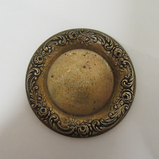 Sterling Silver Tiny Dish
