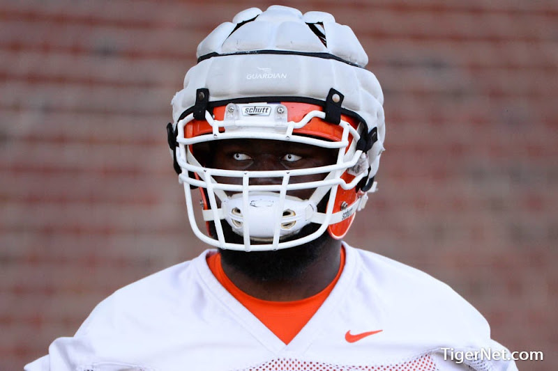 Spring Practice #1 Photos - 2014, Football, Kalon Davis, Practice