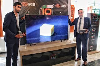L'athlète Larbi Bouraada s'allie à IRIS