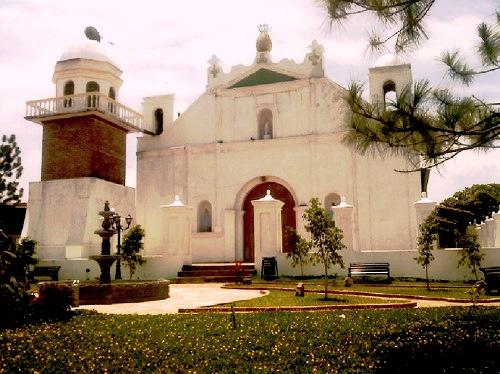 Santa María Ostuma, La Paz, El Salvador