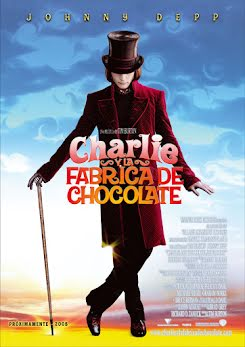 Charlie y la fábrica de chocolate - Charlie and the Chocolate Factory (2005)