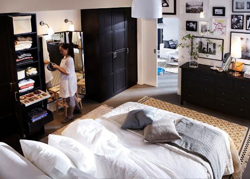 Schlafzimmer Bank Ikea: Schlafzimmer schrank wei  g nstig ...