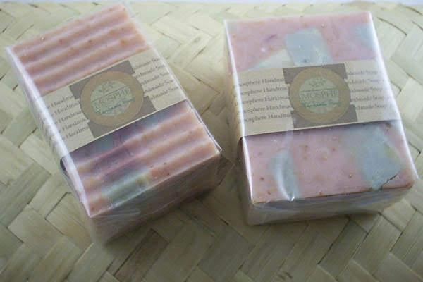 粉嫩玫瑰皂