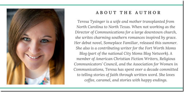 Teresa Tysinger Bio