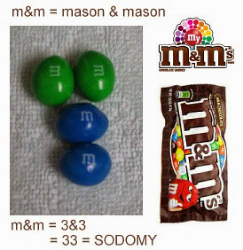 Part 29 The Sodomite Gateway Mandms Candy 33 Mason And Mason