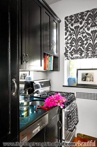 Những thiết kế thông minh cho nhà bếp nhỏ hẹp - <strong><em>Thiết kế nội thất</em></strong>-4