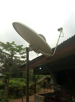 Checkout New Live Pictures of TStv Decoder, Dish and Signal